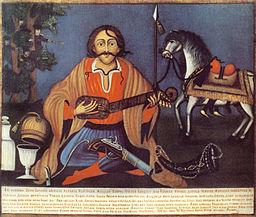 Mamay der Kosack